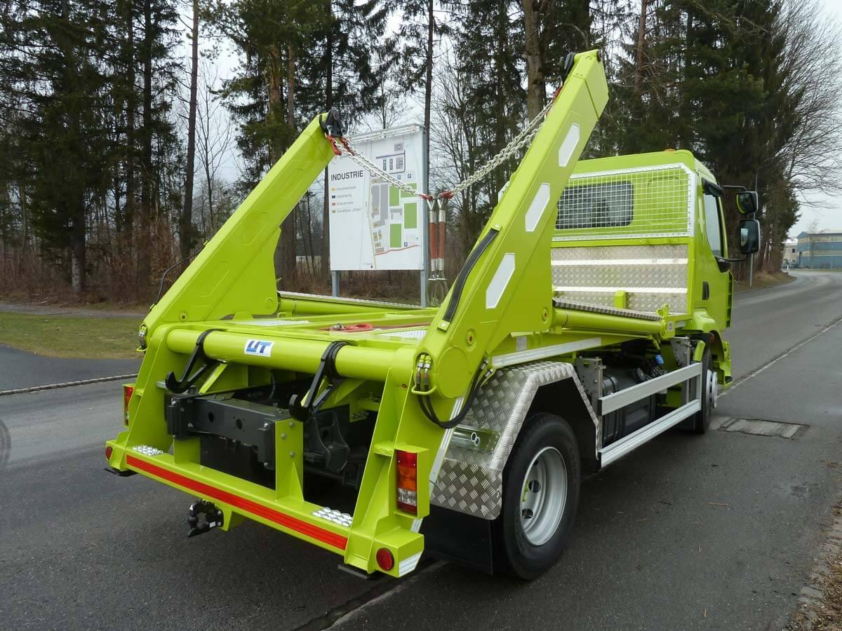 Teleskop-Absetzkipper GIGANT 12T Comfort – Renault