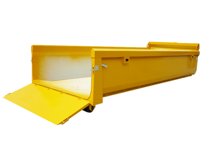 Mulden und Container: COBRA Standard
