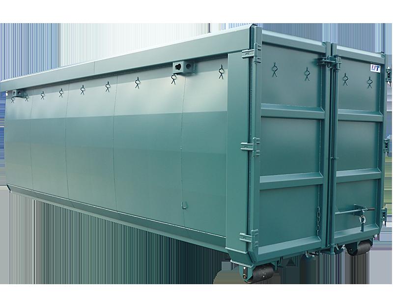 ORCA – spantenloser Abrollcontainer