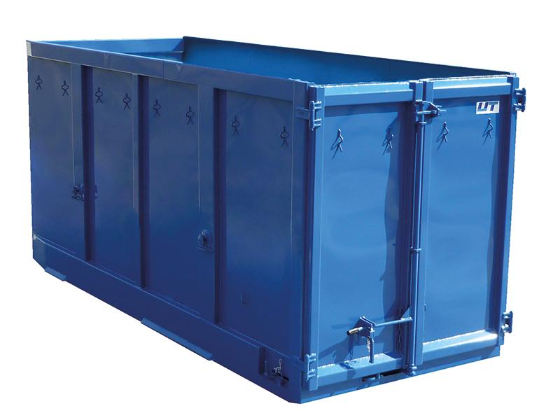 Container für Absatzkipper 190 GC-L