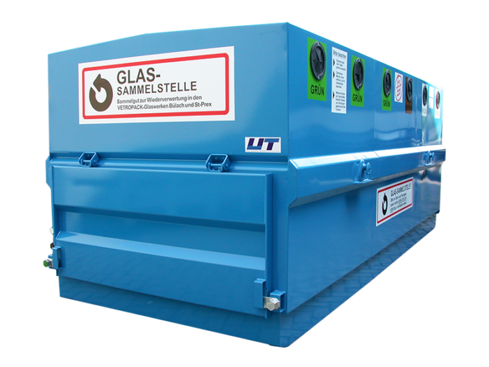 Glassammelstelle 1250 GM