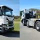 Welaki: Abrollkipper SAURIER - Scania